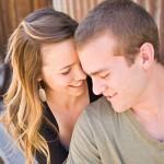 San Luis Obispo Engagement Portraits of Brooke and Greg
