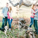 rustic portrait photos at the johnson ranch