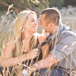 romantic engagement photos in san luis obispo