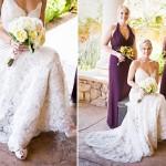 Paso Robles Wedding Photography of Elegant Bride