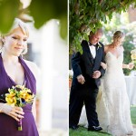 Paso Robles Wedding Photography of Outdoor Ceremony