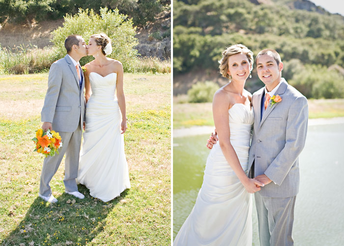 San Luis Obispo Wedding at Holland Ranch