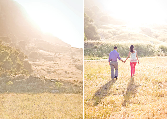 San Luis Obispo engagement photos by David Pascolla