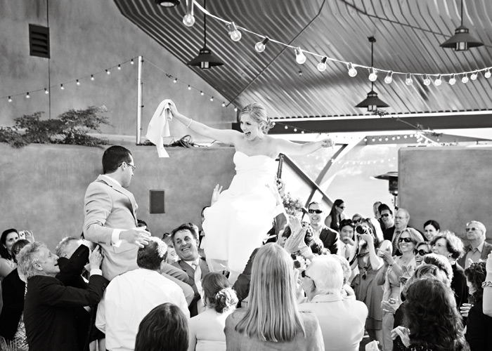 Bride during the Chuppah. David Pascolla