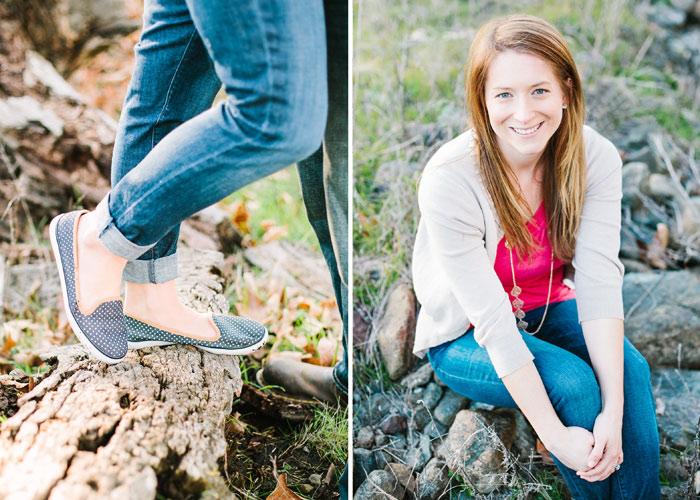 poke-a-dot shoes
