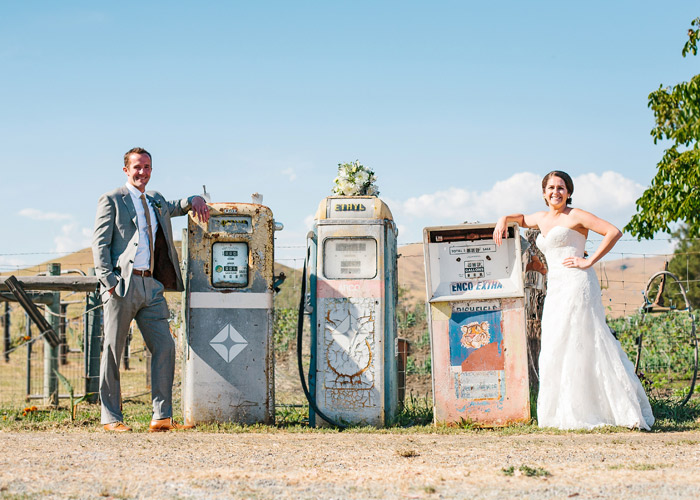 California rustic barn wedding photos