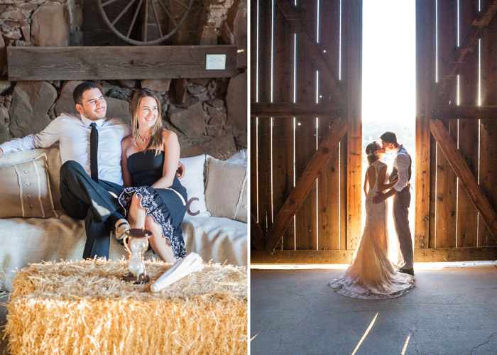 santa margarita ranch barn wedding