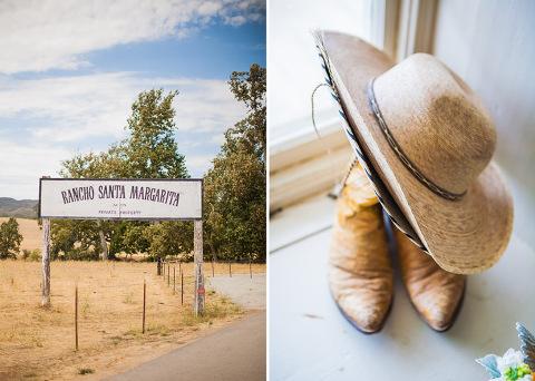 rustic ranch wedding-santa margarita ranch wedding