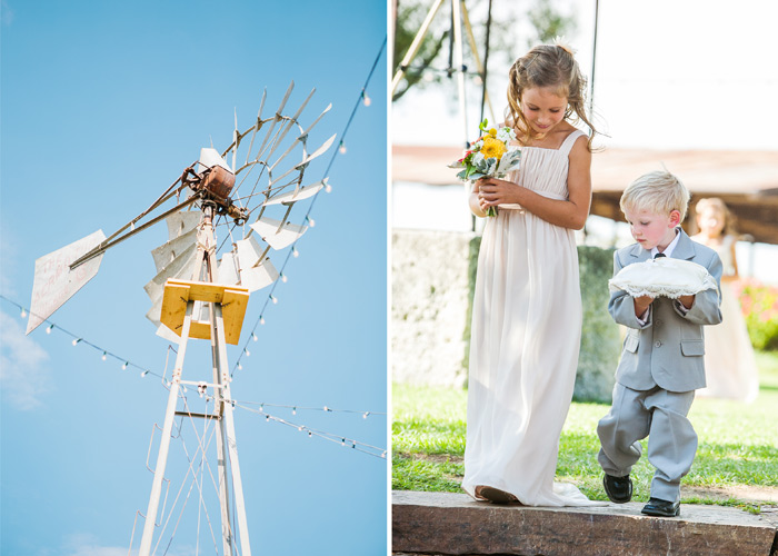 ceremony-santa margarita ranch wedding