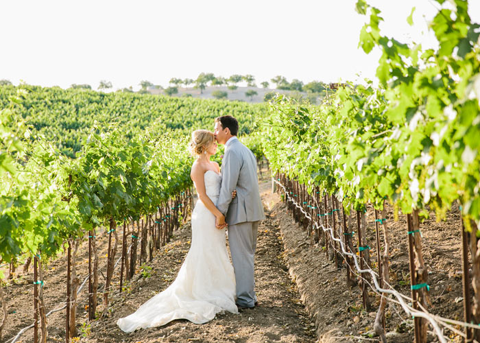 Opolo vineyard wedding